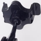 JHD-04HD18 Universal Car Front Windshield Suction Cup Holder Stand Bracket for Cellphone - Black
