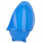 AS-13 Tragbarer Urinal / WC w / Saugnäpfe für Kinder / Baby Boy - Blau