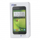 "ZTE V967S MTK6589 Quad-Core Android 4.2.1 WCDMA Bar Phone w/ 5.0"" qHD, Wi-Fi and GPS - Black + Blue"