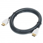 HDMI V1.3a HDMI Male to Male Extension Cable for PS3 + XBOX360 - White (180 CM)