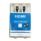 HDMI V1.4a Male to Male Extension Cable for PS3 + XBOX360 - Black (500 CM)