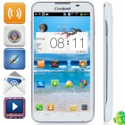 "Coolpad 7268 MSM8225Q Quad-Core Android 4.1.2 WCDMA Bar Phone w/ 4.5"", Wi-Fi and GPS - White"