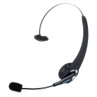 Bluetooth V3.0+EDR Handsfree Headset w/ Microphone + Music Control for PS3 - Black