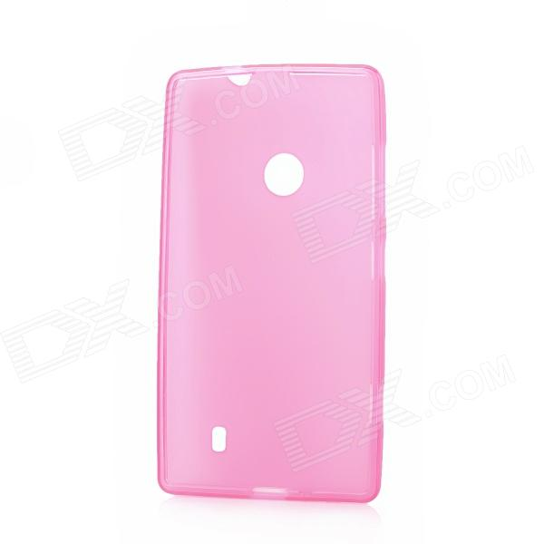 Protective TPU Case for Nokia 520 - Pink