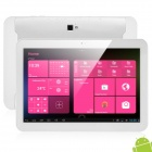 "PIPO M9 Android 4.2.2 Tablet PC w/ 10.1"" Capacitive Screen, TF, Wi-Fi and Camera - Silver + White"