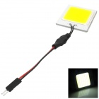 T10 / GA9S / Festoon 7W 255lm 8-LED White Light Car Reading Lamp / Interior Lamp - (12~24V)