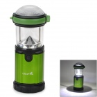 Ultrafire ZF-6248 Multifunction White Light 3-Mode Camping Lamp w/ Cree XP-E Q5 LED - Green + Black