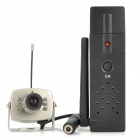 2.4GHz Wireless USB DVR Receiver + IR Night Vision Surveillance Camera w/ 6-LED Set (PAL / NTSC)