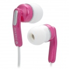 OVLENG K82MP Universal-Ear In-Ear-Kopfhörer - Pink + White (114cm)