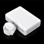 6-USB Port AC Power Charger Adapter w/ AU Plug for Iphone / Ipad / Ipod / Samsung Tablet PC - White