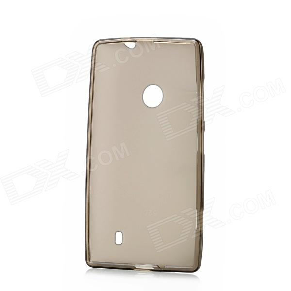 Protective TPU Case for Nokia 520 - Grey