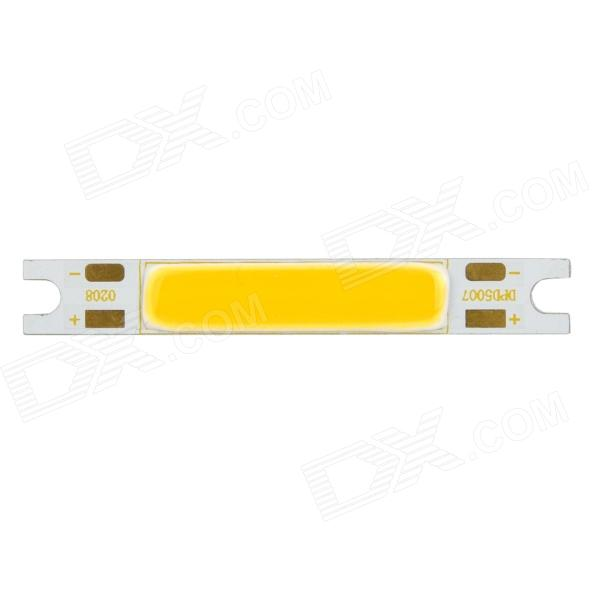 3W 270lm 3500K Warm White Light COB LED Strip - Yellow + White