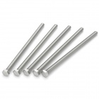 10040001 Outer Hexagon Bolt Screw - Silver (5 PCS)