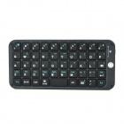Universal Mini Bluetooth V3.0 50-key Keyboard for Iphone / Ipad / Samsung Galaxy S4 + More - Black