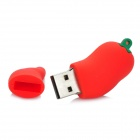 Pepper Estilo USB 2.0 Flash Drive - Red + Green (16 GB)