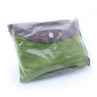 JOYTOUR U Shaped Travel Air Inflatable Cushion Neck Pillow - Green + Grey