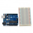 Funduino 003 Atmega-328p RF4 Learning Development Board DIY Set for Arduino - Multicolor
