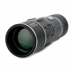 15X Zoom Concert Outdoor Sports 103M/98500M Monocular Telescope - Black
