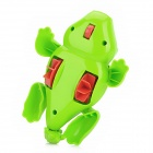 Cute Crocodile Style Moving Showering Bathing Toy - Green