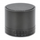 BL-788F Rechargeable Mini 3W Bluetooth V3.0 Speaker w/ Handsfree / TF / Audio - Black