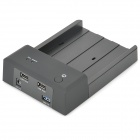 "USB 3.0 to 2.5""/3.5"" SATA HDD Docking Station - Black"