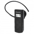 E300 Rechargeable Wireless Bluetooth V2.1 Earbud Headset Earphone - Black + Silver