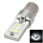 1156 12W 360lm 6500K 12-SMD 2323 LED White Light Car Lamp (10~30V)