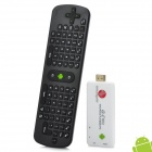 QC802T Quad-Core Android 4.1.1 Google TV Player w/ 2GB RAM / 8GB ROM / HDMI / TF + Air Mouse