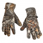 MOSS Anti-skidding Breathable Tactical  Gloves - Camouflage (Pair)