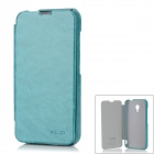 KALAIDENG ENLAND Series Protective PU Leather Case for Xiaomi 2A - Green