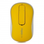 RAPOO T120P 5G Wireless 1000DPI Mouse w/ Touch Scroll Wheel - Yellow(2 x AA)