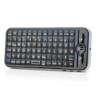 iPazzPort KP-810-16 R.F 2.4G Wireless 91-Key English & German Keyboard Air Mouse w/ IR Remote