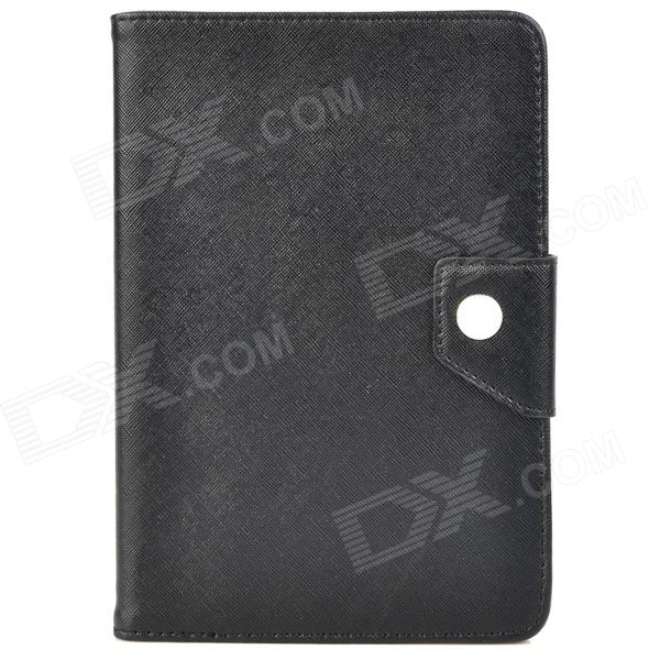 все цены на Classic Flip-open Protective Smart PU Leather Case w/ TPU Back Case & Holder for Ipad MINI - Black онлайн