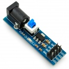 AMS1117 5V Power Supply Module w/ Switch - Blue + Black (6.5~12V)