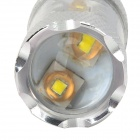 AE52001 10W 800LM 6500K 10 OSRA LCW W5AM LEDs White Light Car Lamp - Silver
