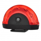 ANSUO AZ-108 5-LED Red Light 7-Mode Bicycle Tail Lamp w/ Mount Holder