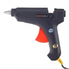 CAMEL GG-5 60W 11mm Hot Melt Glue Gun - Schwarz + Orange (100 ~ 240V AC)