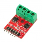 L9110 2-Channel Motor Driver Module - Red + Green (2.5~12V)