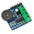 Dual-Channel Amplifier Module - Blue
