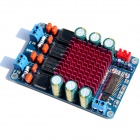 2 x 50W Dual-Channel Stereo D/T Class Hi-Fi Amplifier Board Module - Blue
