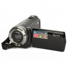 "HD-56E 2.7"" TFT 5.0MP CMOS Camcorder w/ 16X Digital Zoom - Black"