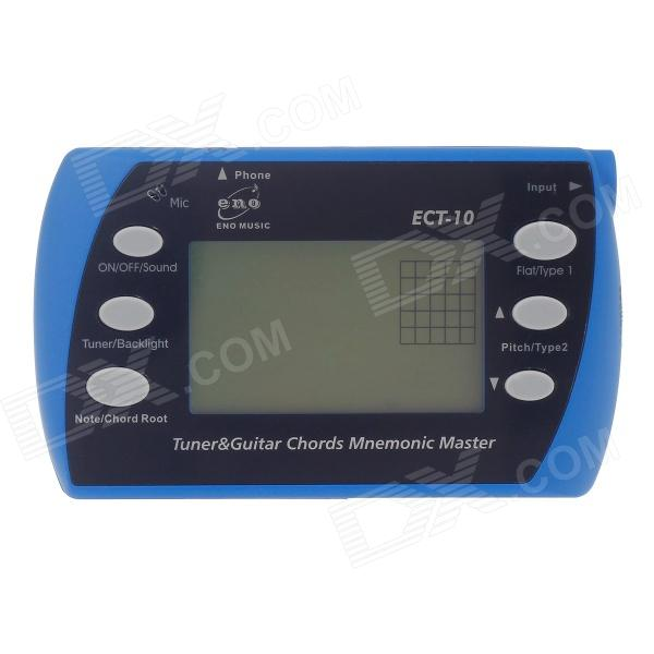 eno-ect-10-25-lcd-tuner-chords-for-chromatic-guitar-bass-blue-black-grey-2-x-aaa