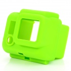 Protective Silicone Case for Gopro Hero 3 - Green
