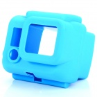 Protective Silicone Case for Gopro Hero 3 - Blue
