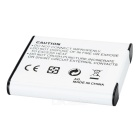 925mAh Li-ion Battery for Olympus LI-50B, Pentax D-LI92 Camera - White