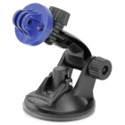 Suction Cup Mount Holder Stand for GoPro HD Hero 2 / 3 / 3+ / SJ4000 - Black + Blue