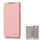 KALAIDENG ENLAND Series Protective PU Leather Case for ZTE NUBIA Z5 - Pink