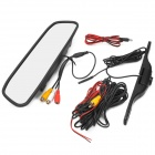 "4.3"" LCD Color Car Rearview Mirror Monitor (PAL)"