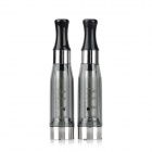 Y1305H CE5 Round Mouth Atomizer for Electronic Cigarette - Black (2 PCS)