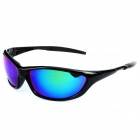 CARSHIRO 059 Fashion Outdoor Sports Cycling UV400 Protection Sunglasses - Black